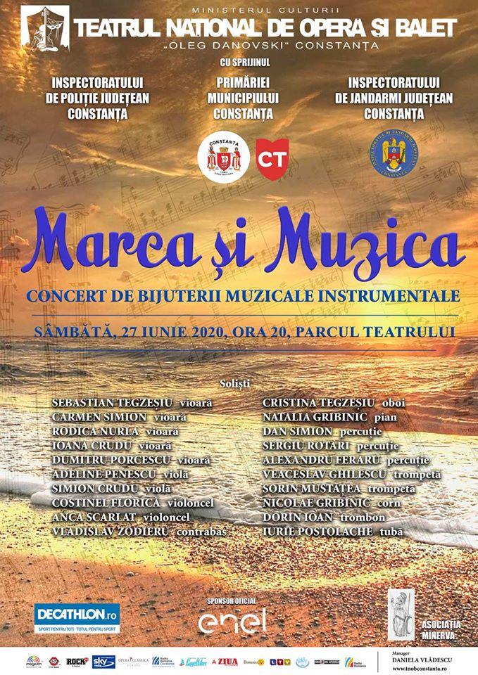 Marea și Muzica la Teatrul Național de Operă și Balet Oleg Danovski