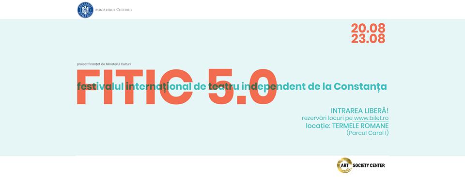 FITIC-Festivalul International de Teatru Independent – Constanta