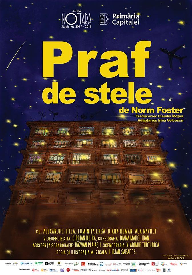 """""""Praf de stele"""" de Norm Foster"""