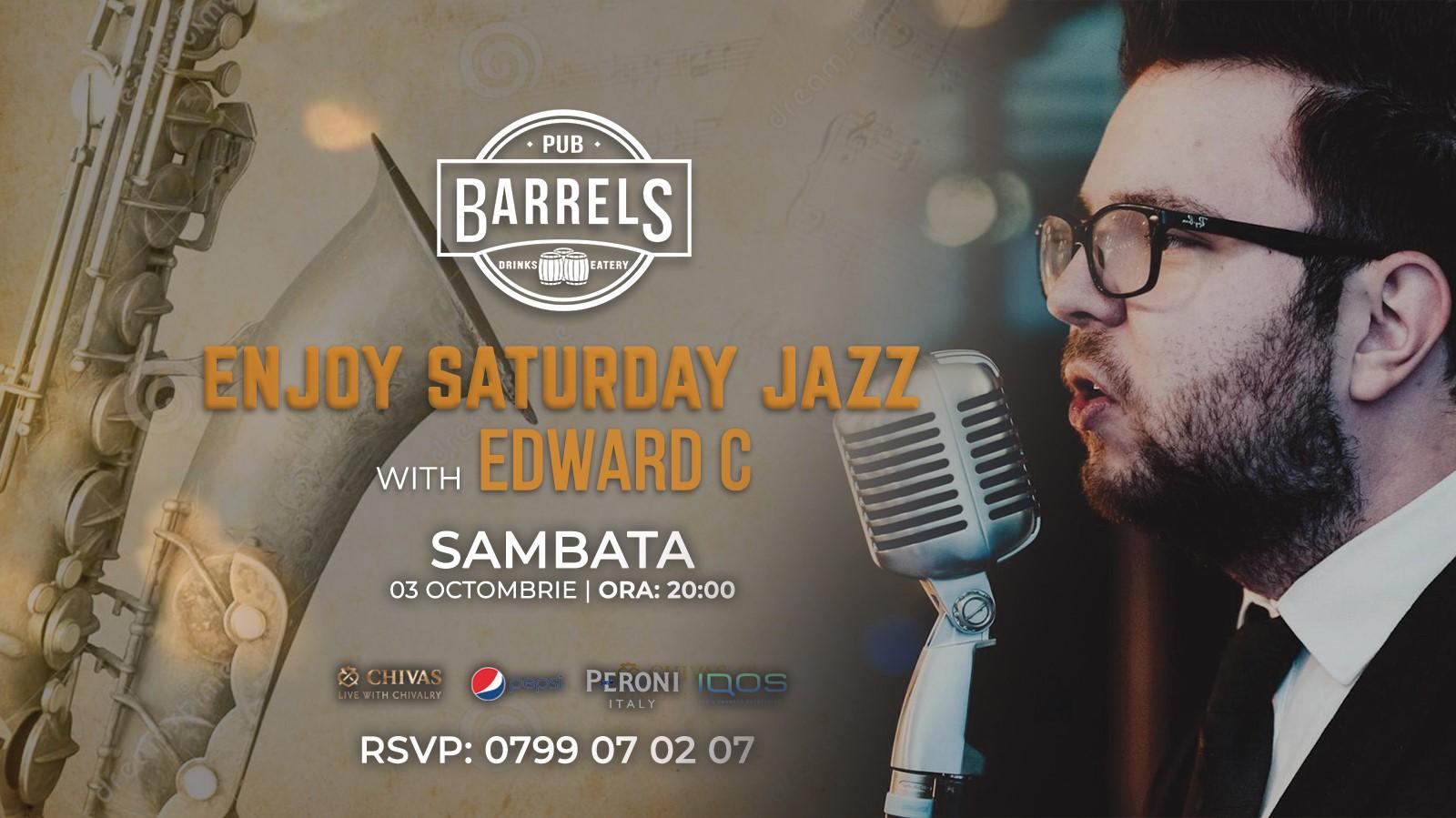 Enjoy Saturday Jazz