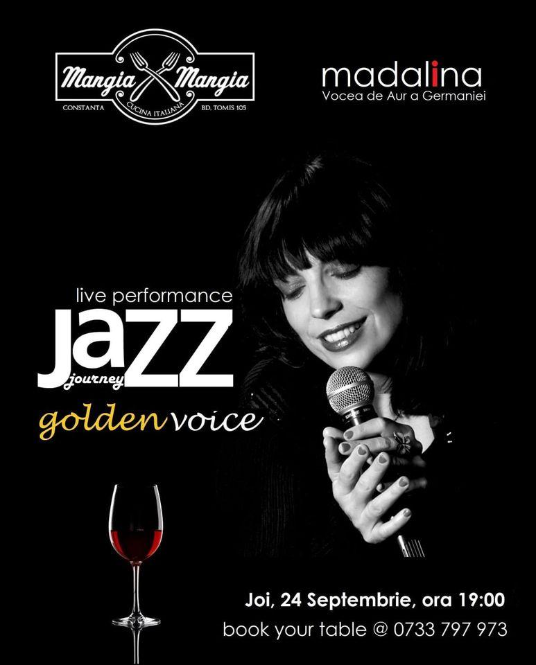 Seara de Jazz la Mangia-Mangia
