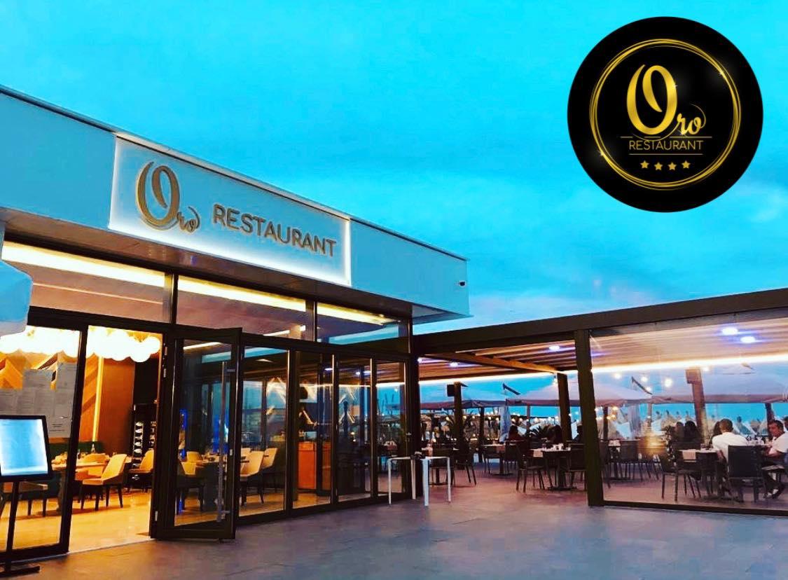 Se deschide Restaurant Oro Mamaia