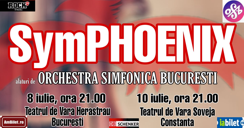 SYMPHOENIX-concert rock simfonic extraordinar